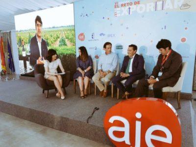 Premios exportacion AJE