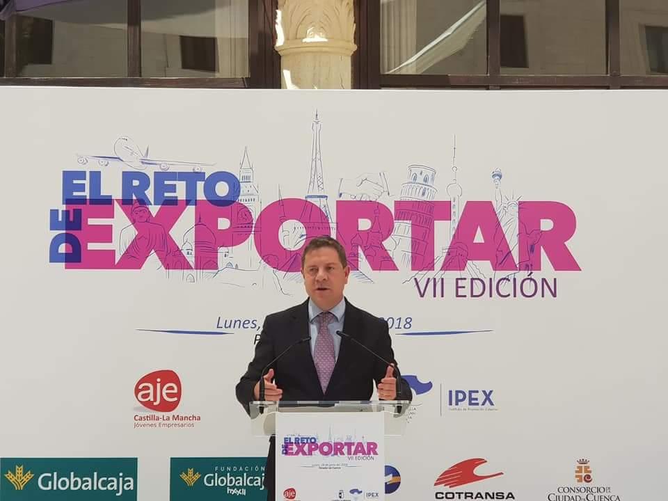 el reto de exportar