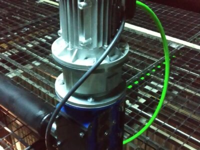 Motor para maquinaria escenica
